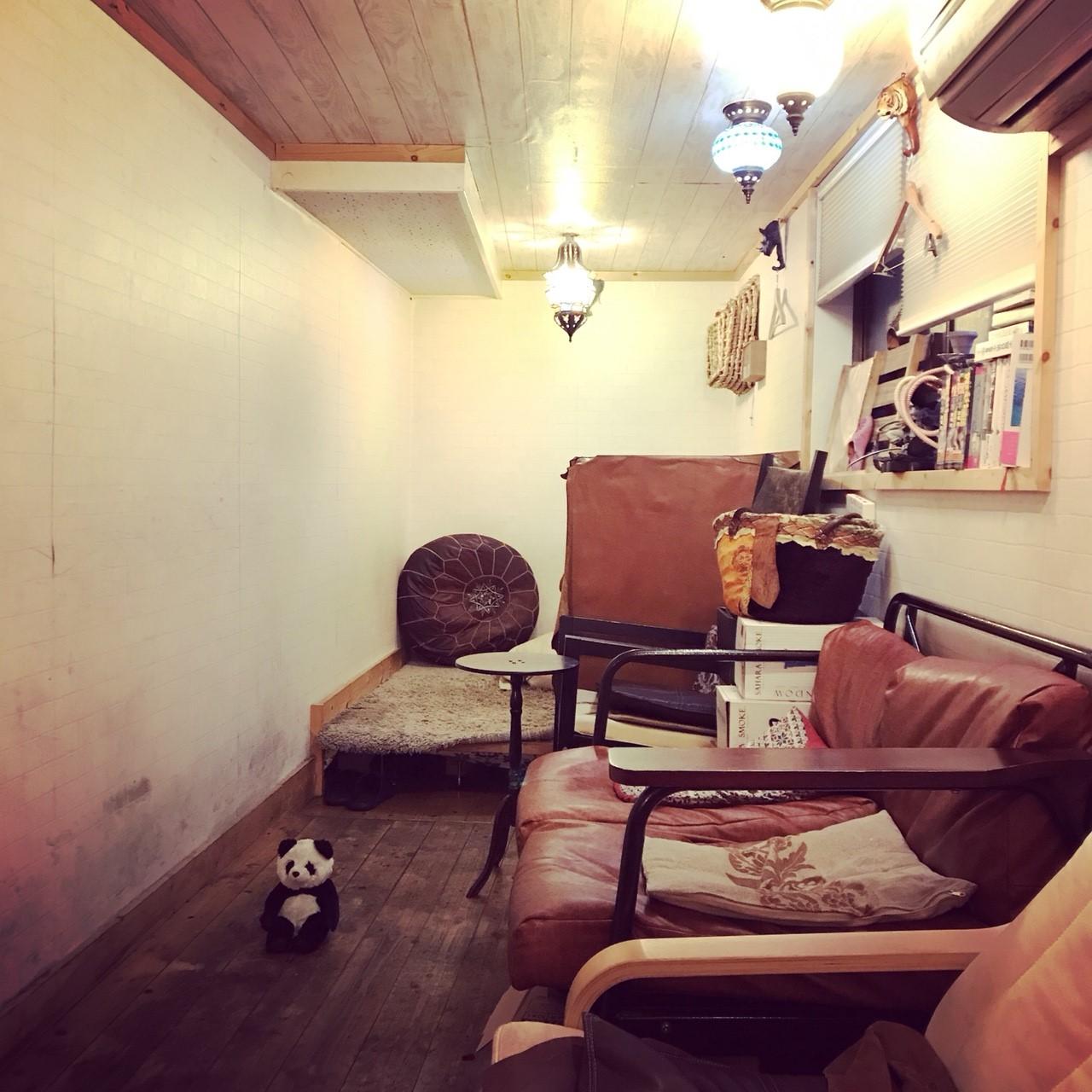 Shisha Cafe Ras梅田店 店内画像
