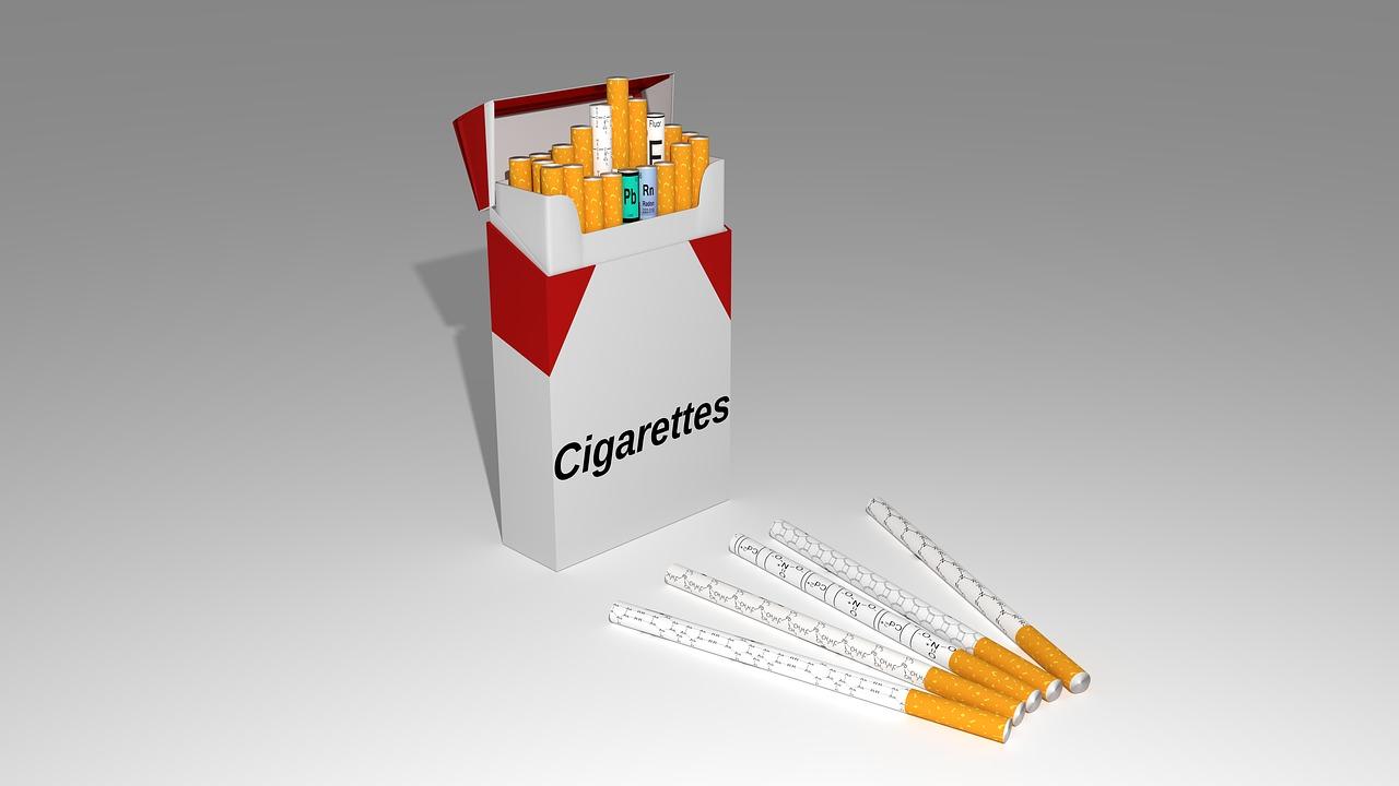 タバコの参考画像