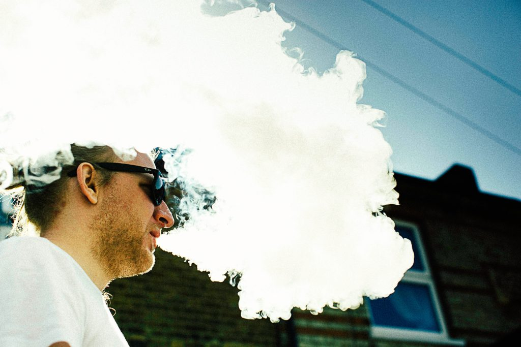 する タバコ クラクラ