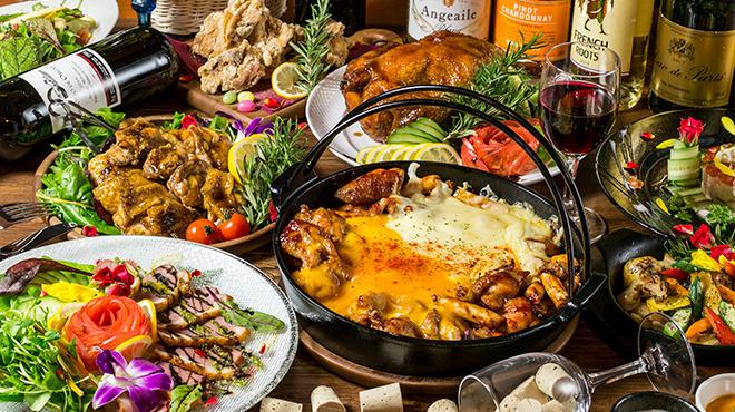 チーズタッカルビ×個室バル SENBAの食べログページに掲載されている料理画像