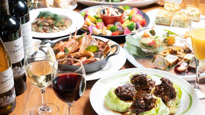 旬穀旬菜の食べログに掲載されている料理画像