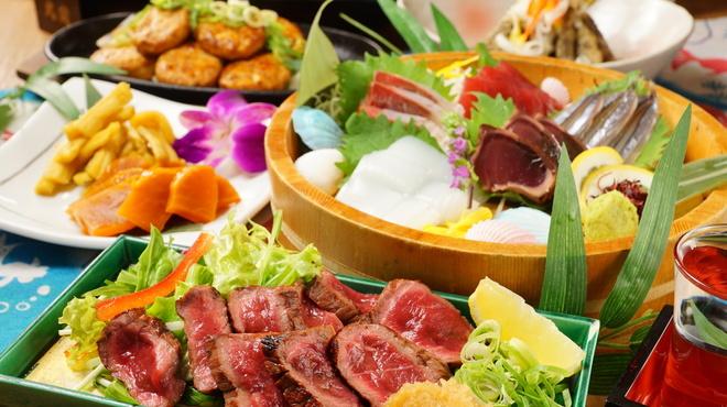 泳ぎイカ 九州 うまか 梅田店の食べログに掲載されている料理画像